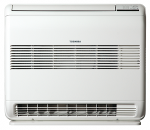 CLIMATISATION CONSOLE DOUBLE FLUX TOSHIBA