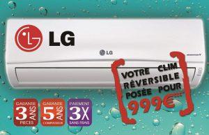 climatisation Grabels 999 euros